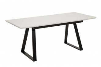 Rozkládací jídelní stůl ELLEN 140-180 CM vysoký lesk