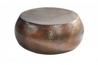 Konferenční stolek ORIENT 80 CM měděný