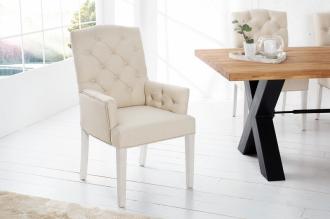 židle CASTLE BEIGE