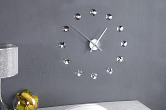 nástěnné hodiny DIAMOND DREAM CRYSTALS