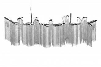 Luxusní stropní svítidlo ELEGANCE 146 CM