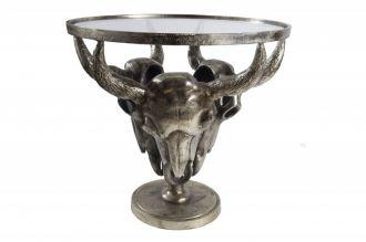 Konferenční stolek MATADOR 56 CM bronzový