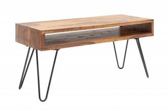 Konferenční stolek SCORPION II 100 CM masiv sheesham