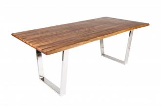 Jídelní stůl MAMMUT 200 CM masiv sheesham