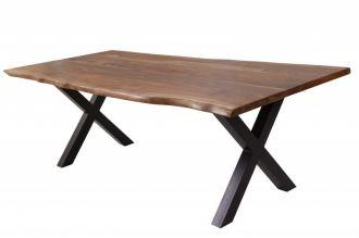 Jídelní stůl Amazonas X 180 CM masiv sheesham