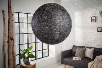 stropní svítidlo COCOON XL BLACK