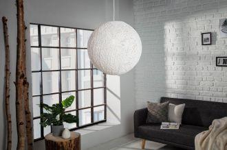 stropní svítidlo COCOON L WHITE