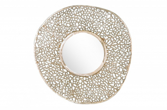 Zrcadlo LEAF S 76 CM GOLD