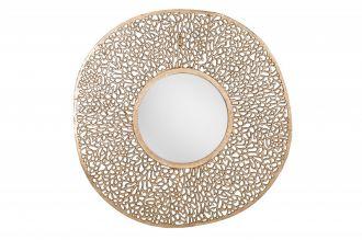 Zrcadlo LEAF L 112 CM GOLD