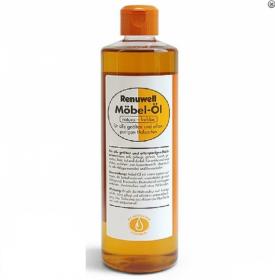 Olej na nábytek RENUWELL, přírodní a bezbarvý 270ml