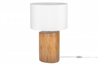 Stolní lampa PURE 57 CM masiv mahagon