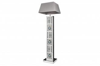 Stojací lampa DIAMONDS 159 CM achát