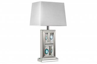 Stolní lampa DIAMONDS 74 CM achát
