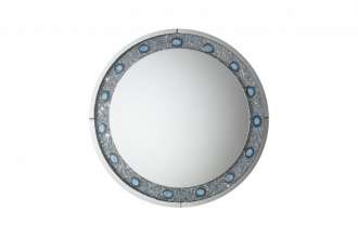 Zrcadlo DIAMONDS 100 CM achát