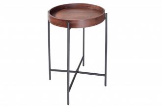 Odkládací stolek ELEMENTS 43 CM buková dýha
