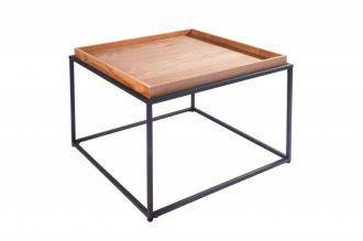 Konferenční stolek ELEMENTS 60 CM dubová dýha