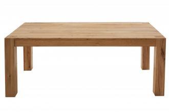 Jídelní stůl PURE 160 CM masiv divoký dub