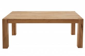 Jídelní stůl PURE 200 CM masiv divoký dub