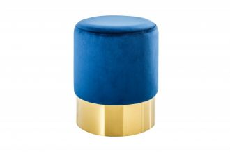 Taburet MODERN BAROCCO BLUE