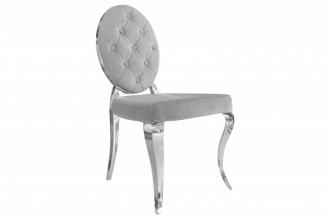 židle MODERN BAROCCO GREY III