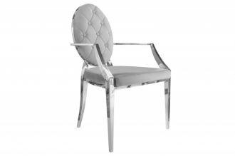 židle MODERN BAROCCO GREY II