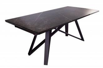 Jídelní stůl ATLAS 180-220-260 CM KERAMIK GRAPHIT rozkládací