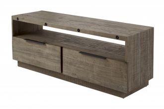 Televizní stolek FINCA GREY 150 CM masiv borovice