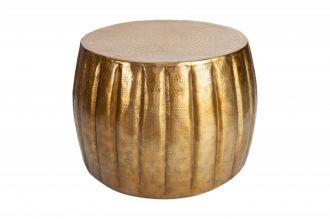Konferenční stolek MARRAKESCH 55 CM zlatý