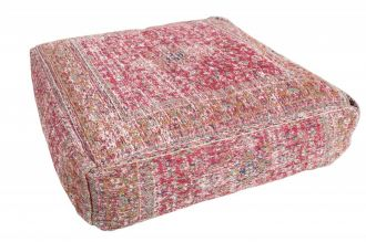 Podlahový polštář OLD MARRAKESCH 70 CM červený