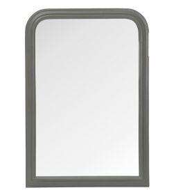 Zrcadlo LOUSEM 100 CM masiv pavlovnie