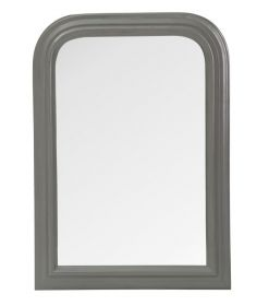 Zrcadlo LOUSEM 70 CM masiv pavlovnie