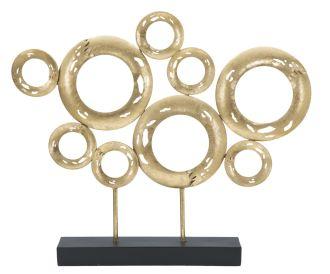 Skulptura RINGS A 41 CM