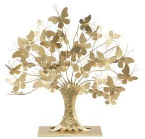 Dekorace BUTTERFLY TREE 60 CM