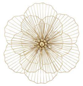 Nástěnná dekorace FLOWERY 55 CM
