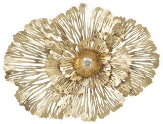 Nástěnné svítidlo IBIS 60 CM zlaté