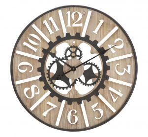 Nástěnné hodiny MACHINE 60 CM