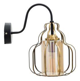 Nástěnné svítidlo IRON A 32 CM