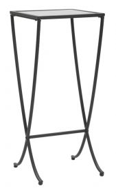 Telefonní stolek DARK 80 CM