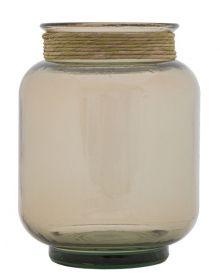 Váza ROPE 25 CM
