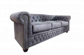 pohovka CHESTERFIELD 3M GREY