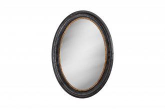 Zrcadlo VENICE 135 CM černo-zlaté