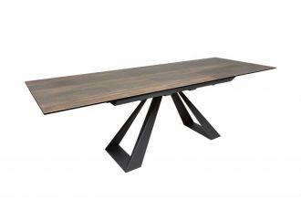Jídelní stůl CONCORD DUB 180-230 CM keramika rozkládací