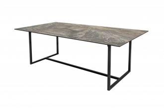 Jídelní stůl CONCORD TAUPE MRAMOR 200 CM keramika
