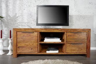 televizní stolek LAGOS 135-S masiv sheesham