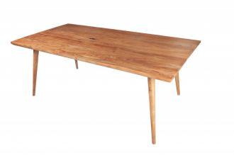 jídelní stůl MYSTIC 160-CM masiv akácie