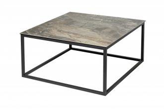 Konferenční stolek SYMBIOSE MRAMOR 75 CM keramika
