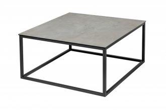 Konferenční stolek SYMBIOSE BETON 75 CM keramika