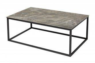Konferenční stolek SYMBIOSE MRAMOR 100 CM keramika
