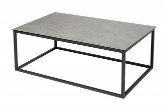Konferenční stolek SYMBIOSE BETON 100 CM keramika