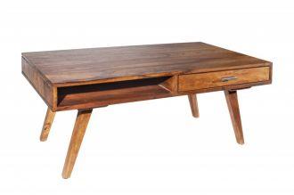 Konferenční stolek RETRO 100 CM masiv sheesham